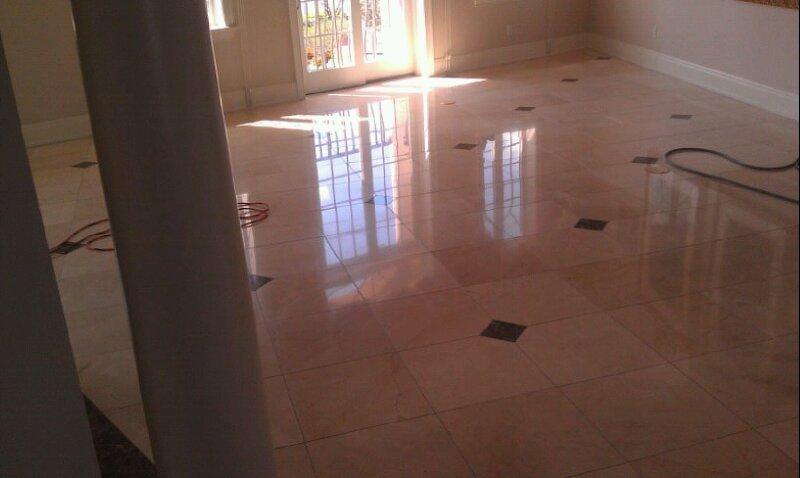 Marble Polishing and Sealing Tampa