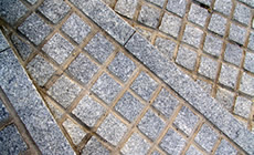concrete paver cleaning