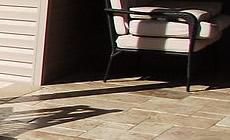 Travertine Paver Sealer