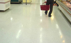 VCT Stripping and Cleaning
