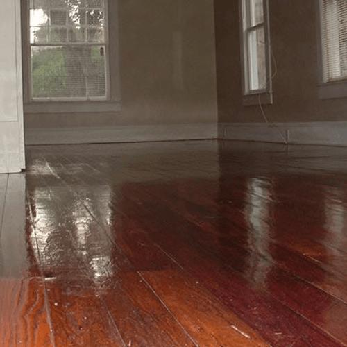 Wood Floor Polish Refinish