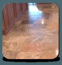 refinish Travertine Floors
