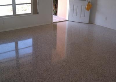 Making Terrazzo Floors Shine