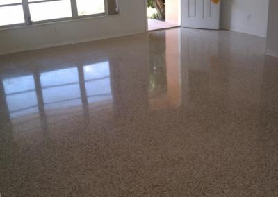St Petersburg Terrazzo Restoration and Polishing - Tom Workman