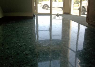 Tampa Marble Polishing and Leveling-Marble Polished to 11,000 grit